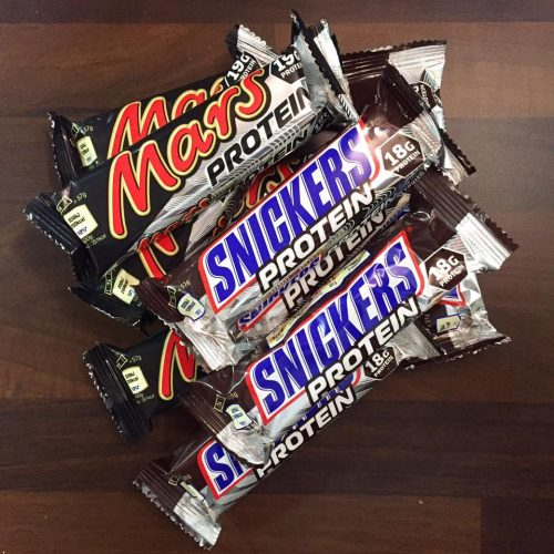 Snickers Protein Bar Nutrition Facts